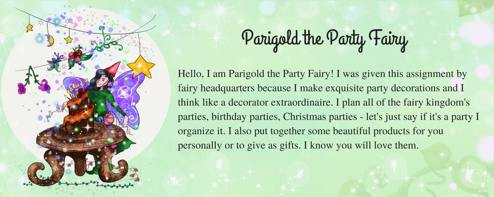 Parigold-the-Party-Fairy