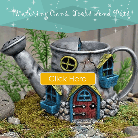 Watering-Cans,-Tools-And-Pots