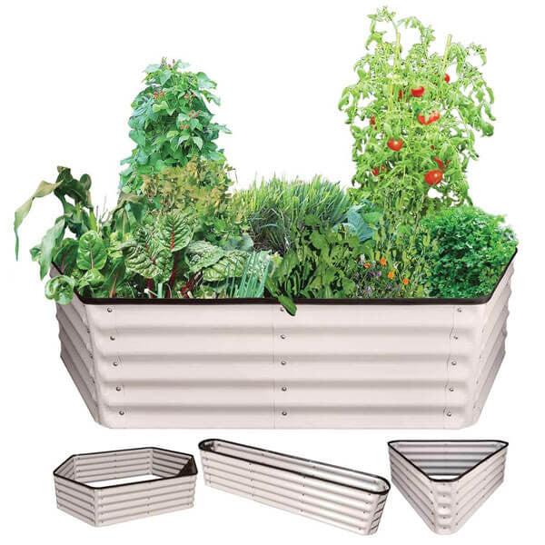 10 In 1 Modular Raised Garden Bed | Teelie's Fairy Garden Store
