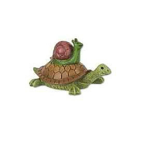 Along for the Ride Turtle | Teelie's Fairy Garden Store