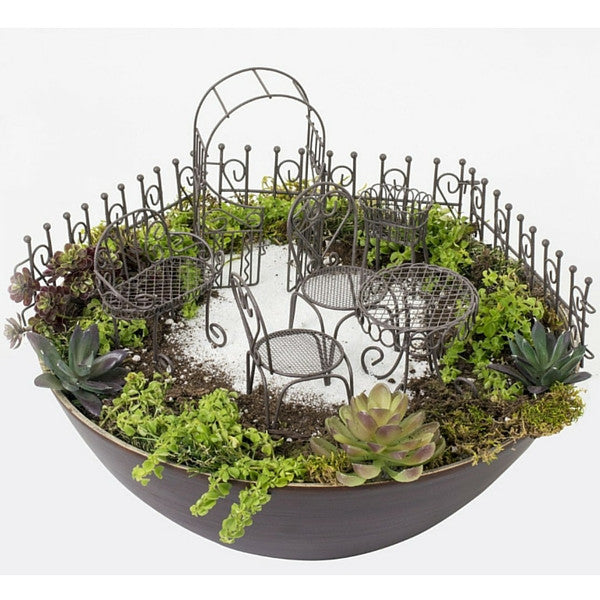 Antique Arbor Kit | Teelie's Fairy Garden Store