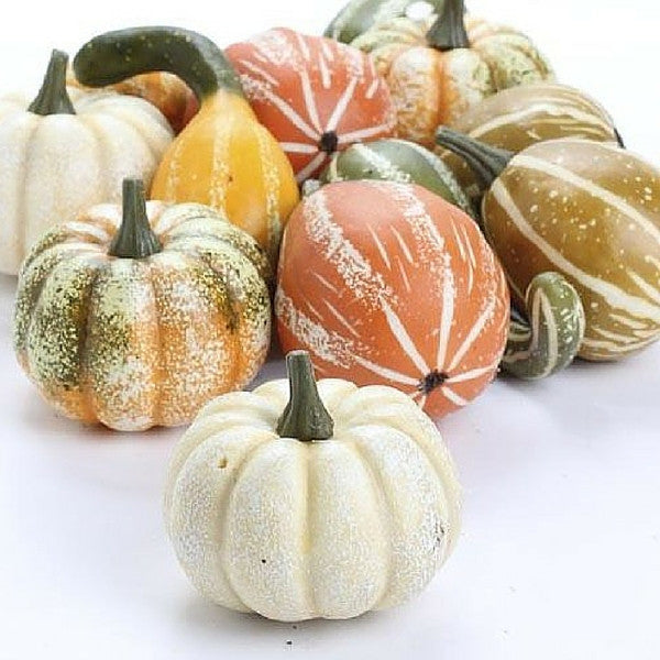 Autumn Gourds and Pumpkins | Teelie's Fairy Garden Store