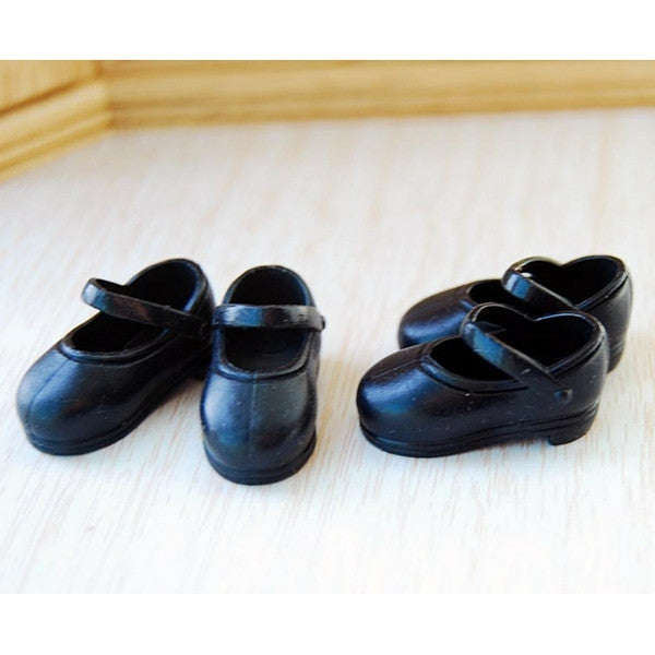 Black Shoes | Teelie's Fairy Garden Store