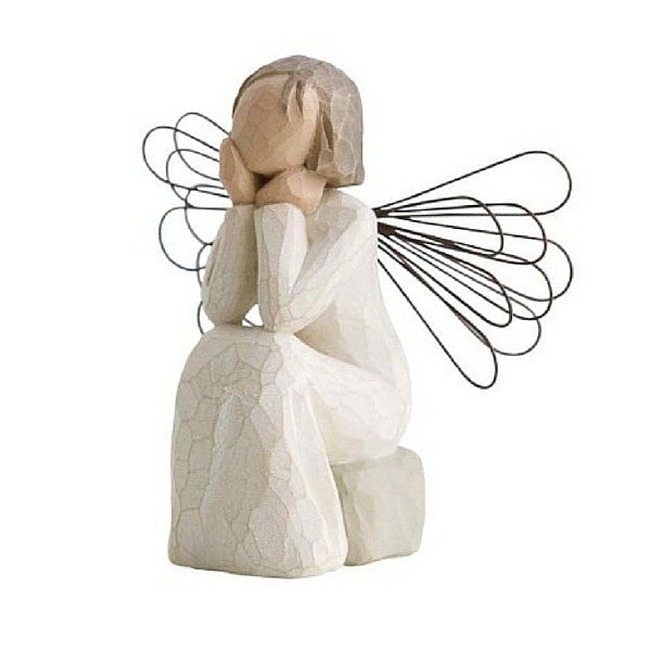 Angel of Caring | Teelie's Fairy Garden Store