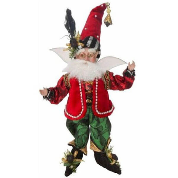 Coal Stocking Fairy | Teelie's Fairy Garden Store