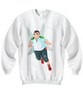 Bubba The Head Candy Taster Sweatshirt | Teelie's Fairy Garden Store