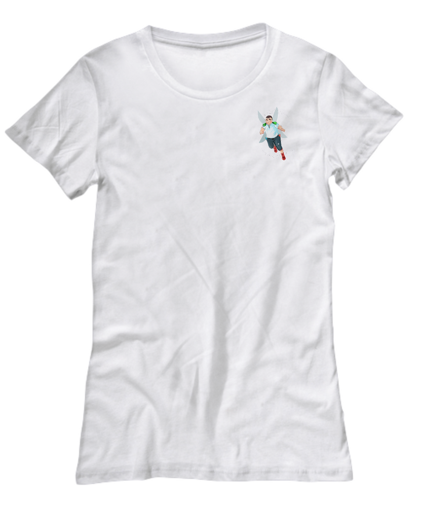 Bubba The Head Candy Taster Women's Tee | Teelie's Fairy Garden Store