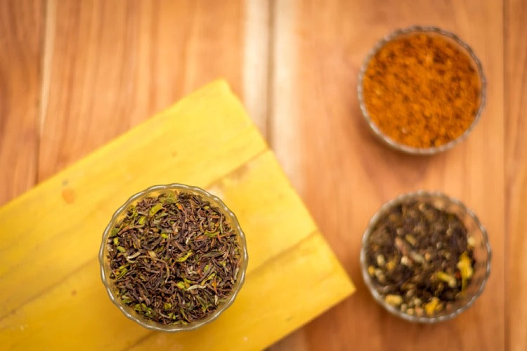 5 REASONS WHY YOU SHOULD SWITCH TO A LOOSE LEAF TEA