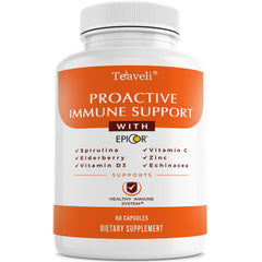 Proactive Immune Support with enhanced immune, respiratory and health support