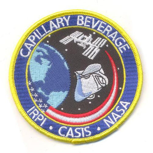 Capillary Beverage Patch - Spaceware