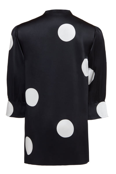 POLKA DOT CAMP SHIRT