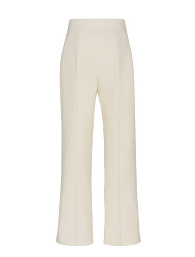 PINTUCK CROPPED TROUSER
