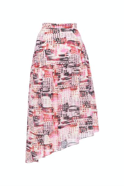 PATCHWORK PRAIRIE SKIRT