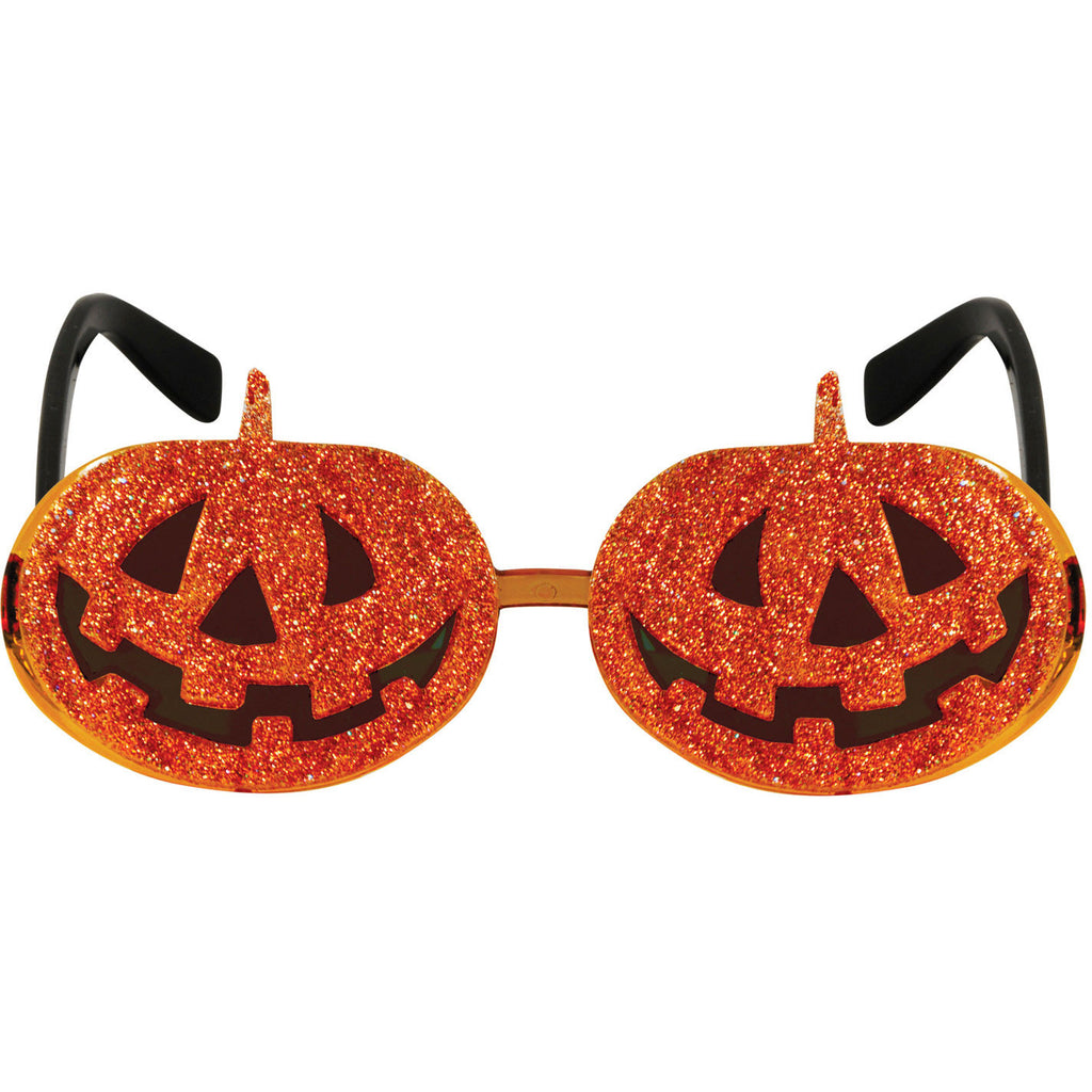 Jack-O-Lantern Fancy Frames Glasses