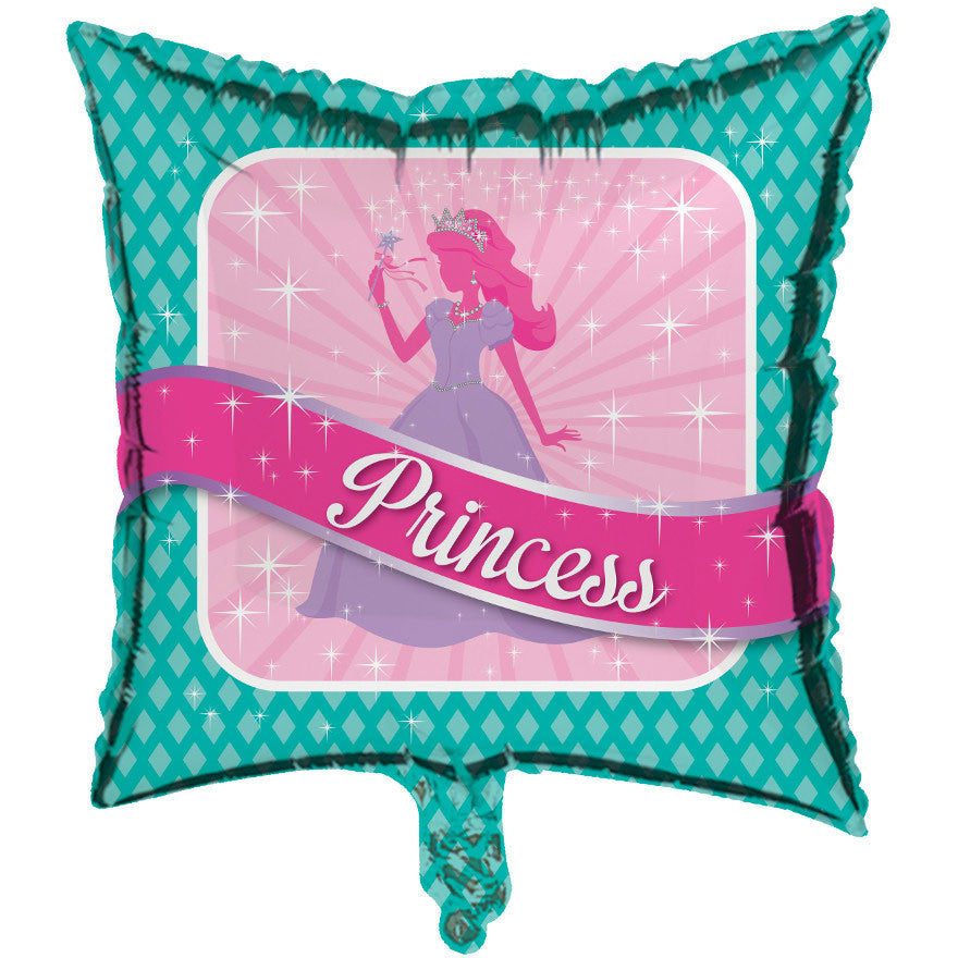 "Princess Party 18"" Foil Balloon"