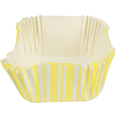 Mimosa Square Baking Cups (12ct)