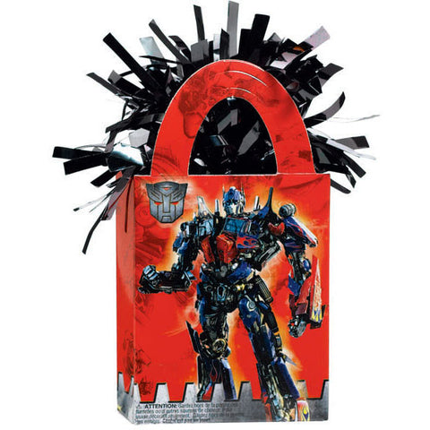 Transformers Mini Tote Balloon Weight