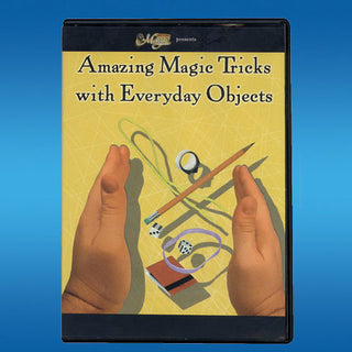 Magic W/everyday Objects Dvd
