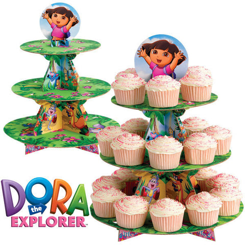 Dora the Explorer Treat Stand