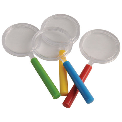 Plastic Magnifying Glasses (12ct)