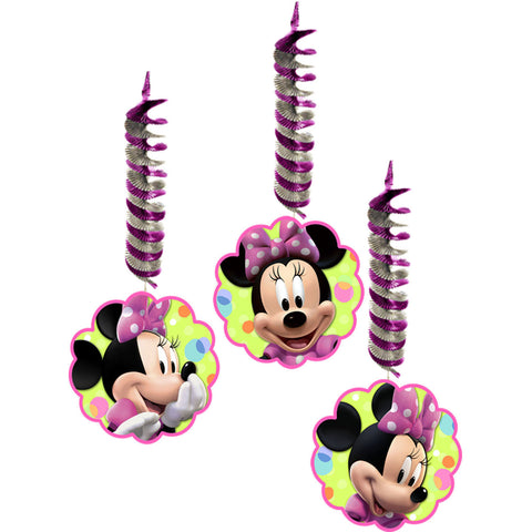 Minnie Bows Dangler