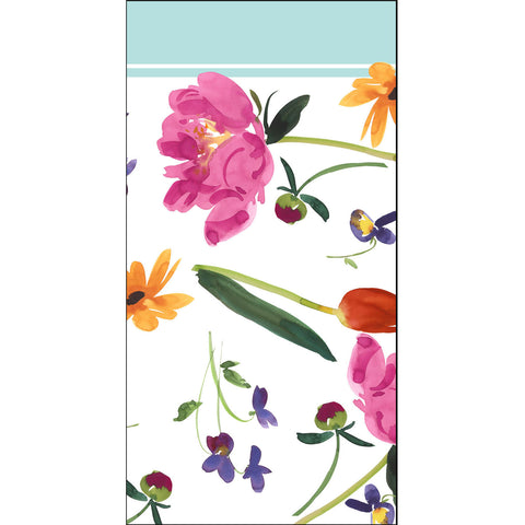 Breezy Blooms Table Cover