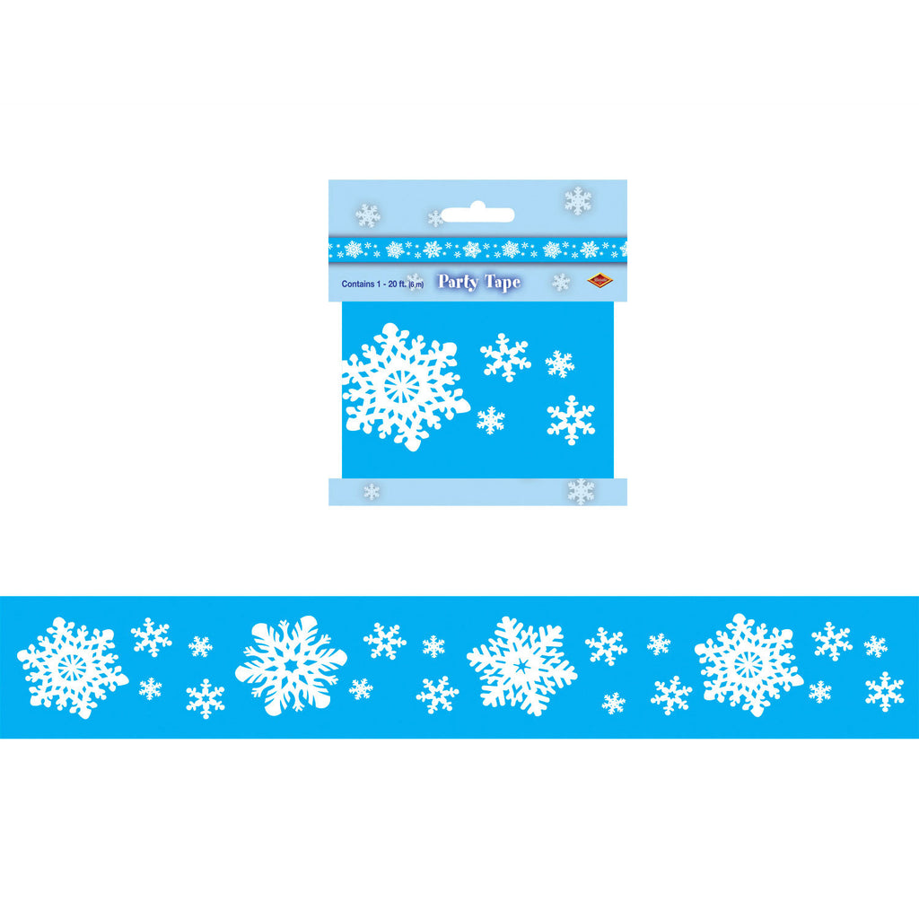 Snowflake Party Tape