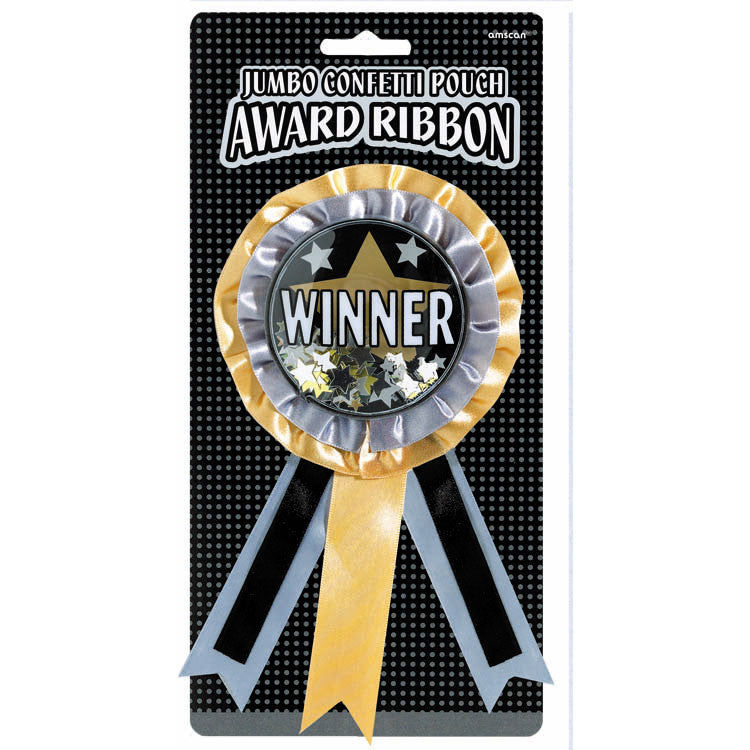 Winner Award Ribbon