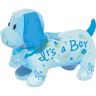 It's a Boy Autograph Hound