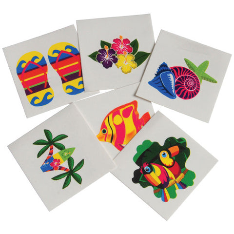 LUAU TATTOOS (Sold by Gross)