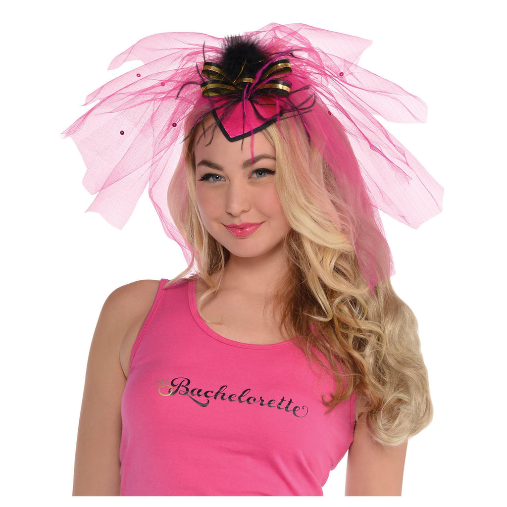 Sassy Bride Fascinator