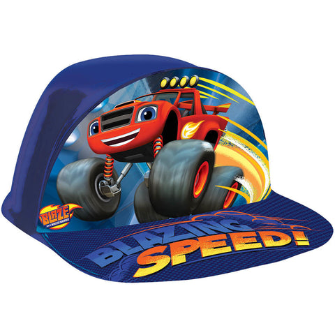 Blaze and The Monster Machines Vacuform Hat