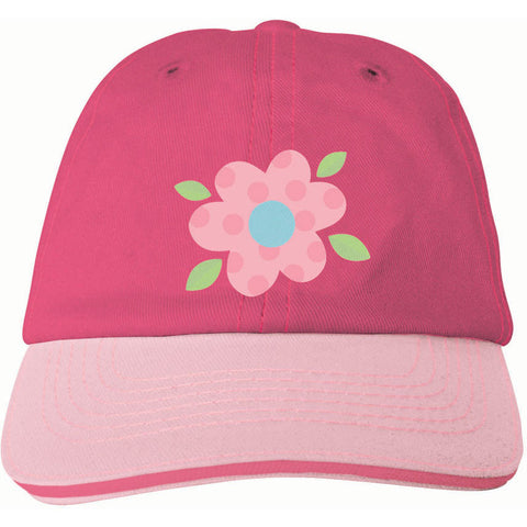 1st Birthday Girl Baseball Cap