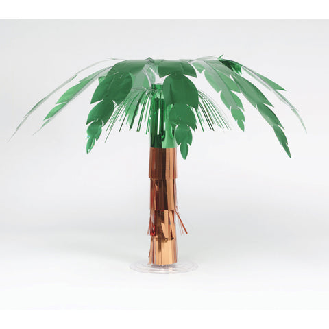 Palm Tree Foil Centerpiece