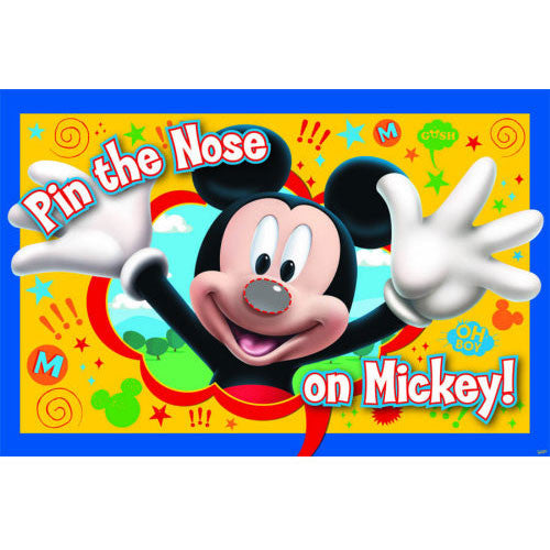 Mickey Fun and Friends Game