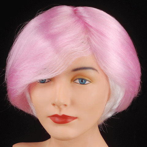 Pink Pixie Wig