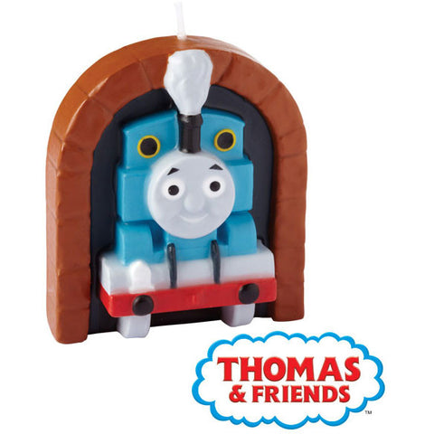 Thomas the Tank Molded Candle