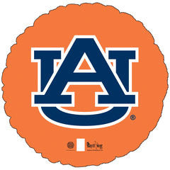 "Auburn University 18"" Foil Balloon"