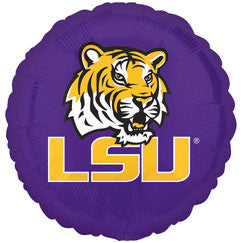 "LSU 18"" Foil Balloon"
