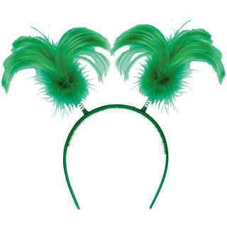 St. Patrick's Day Ponytail Headbopper (1 ct)