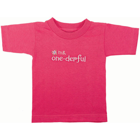 1st Birthday Girl T-Shirt