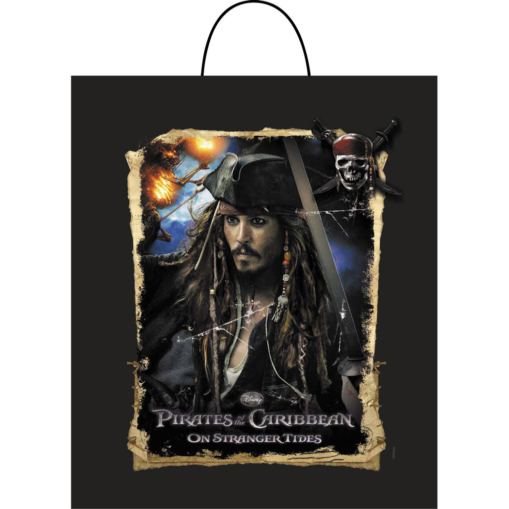Pirates Of The Carribean Treat Bag Boys