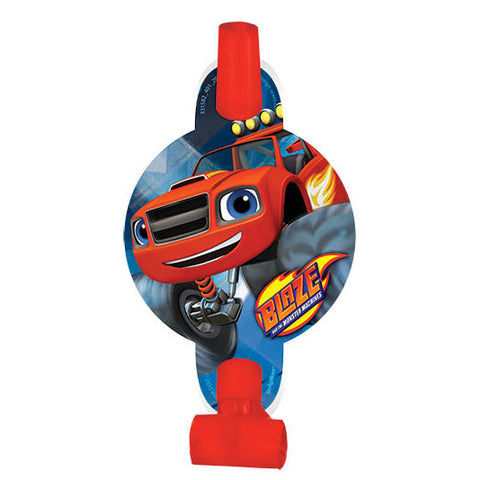 Blaze and The Monster Machines Blowouts (8 ct)