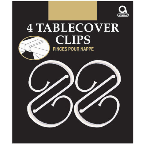 Tablecover Clips (4ct)