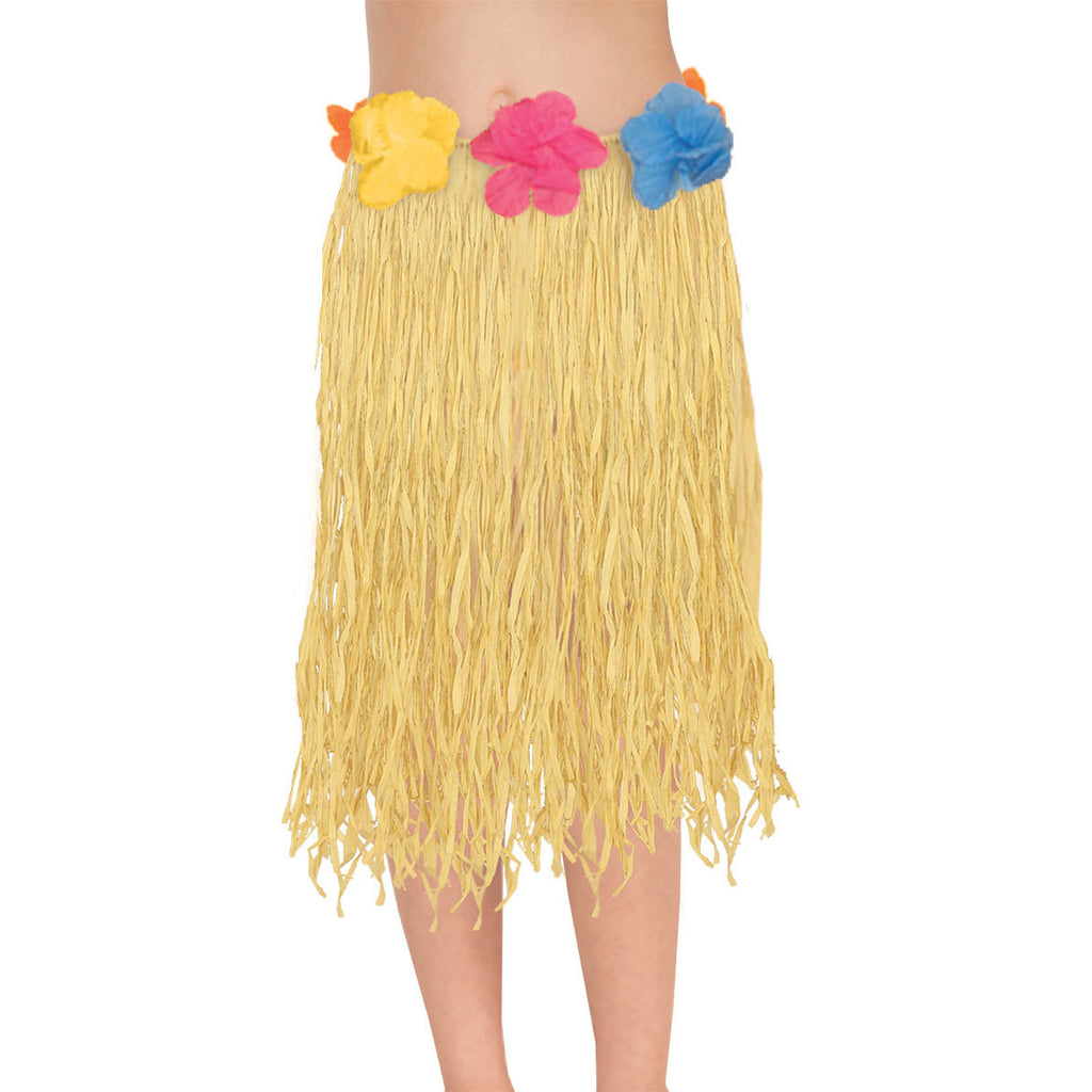 Grass Hula Skirt