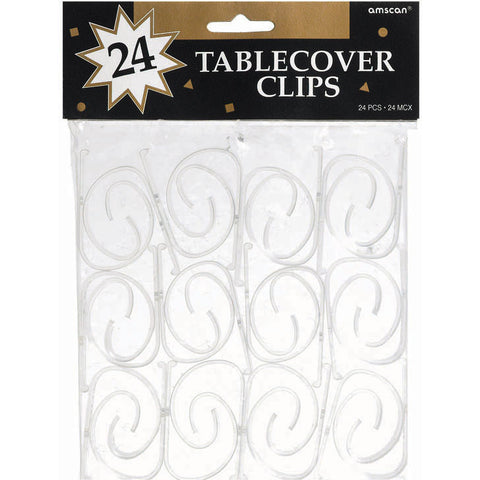 Tablecover Clips (24ct)