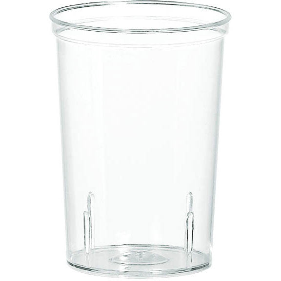 1.5 Oz. Pl Shooter - Clear 20
