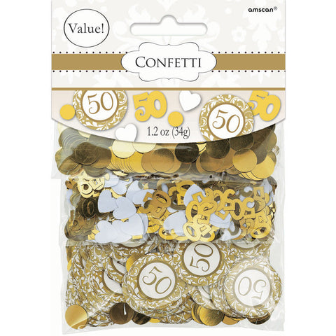 50th Confetti Value Pack