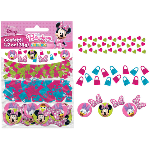 Minnie Bows Confetti Pack