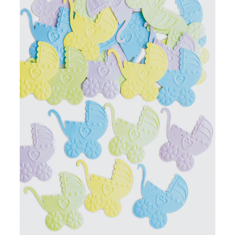 Baby Carriage Confetti